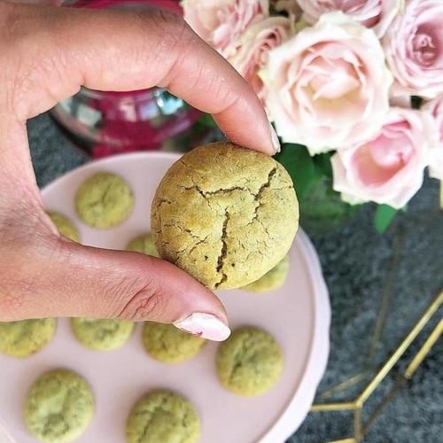 עוגיות נענע ושוקולד לבן