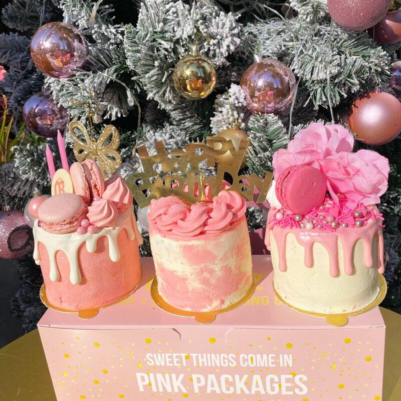 מארז עוגות מיני