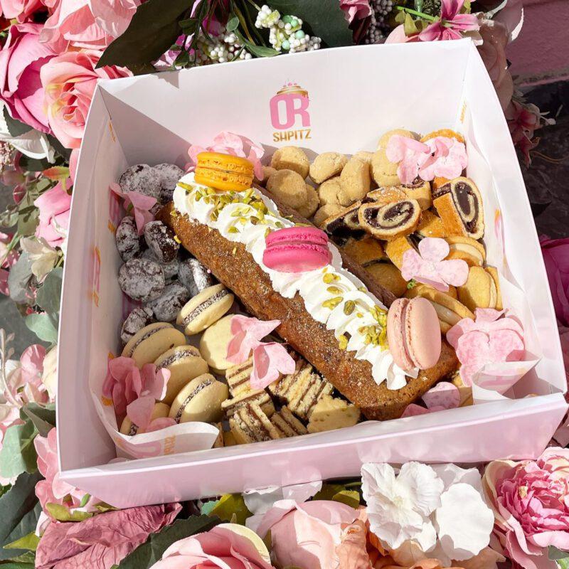 מארז עוגיות בסטייל
